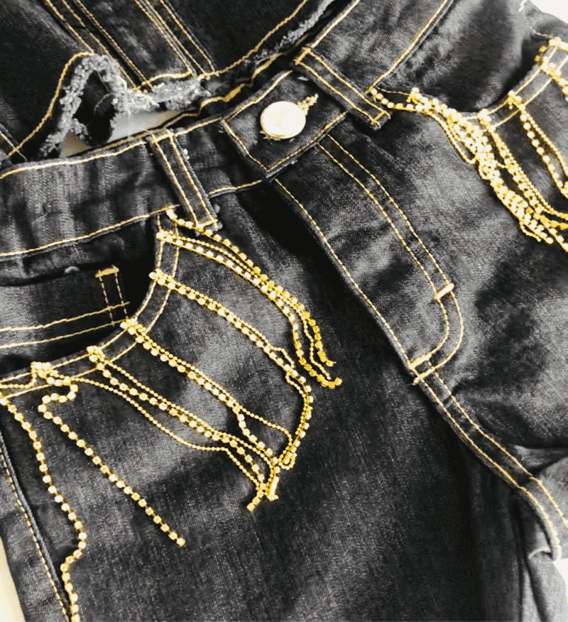 Conjunto Jeans 2211084