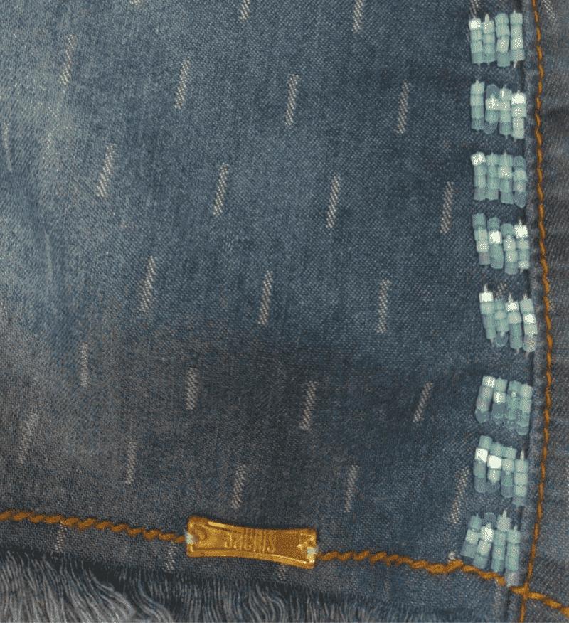 Short Vidrilho Jeans 2221164