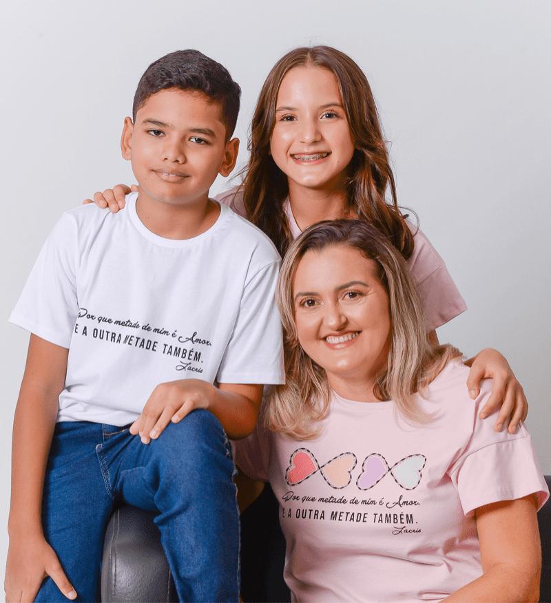 Tal Mãe, Tal Filho | Kit T-shirt