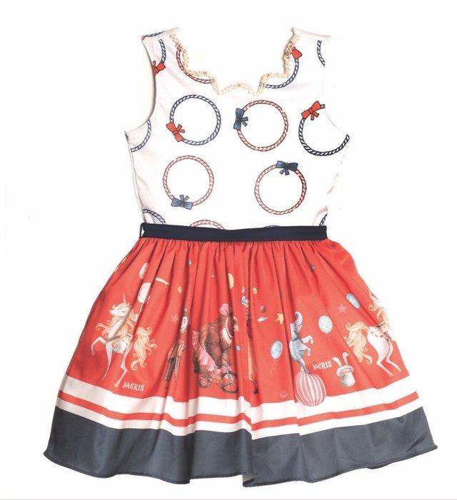 Vestido Circo 2252459