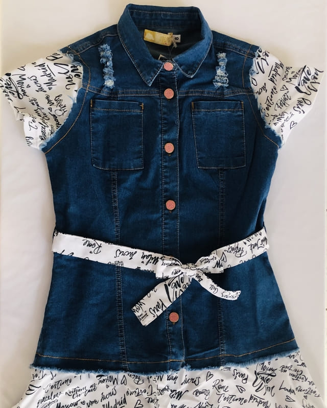Vestido Jeans 2251083