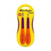 Conjunto – 2 Espátulas para Cutículas - Merheje touch Toque suave