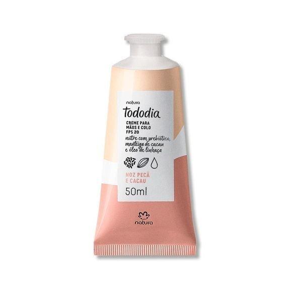 Creme Desodorante Nutritivo para as Mãos Noz Pecã e Cacau 50ml