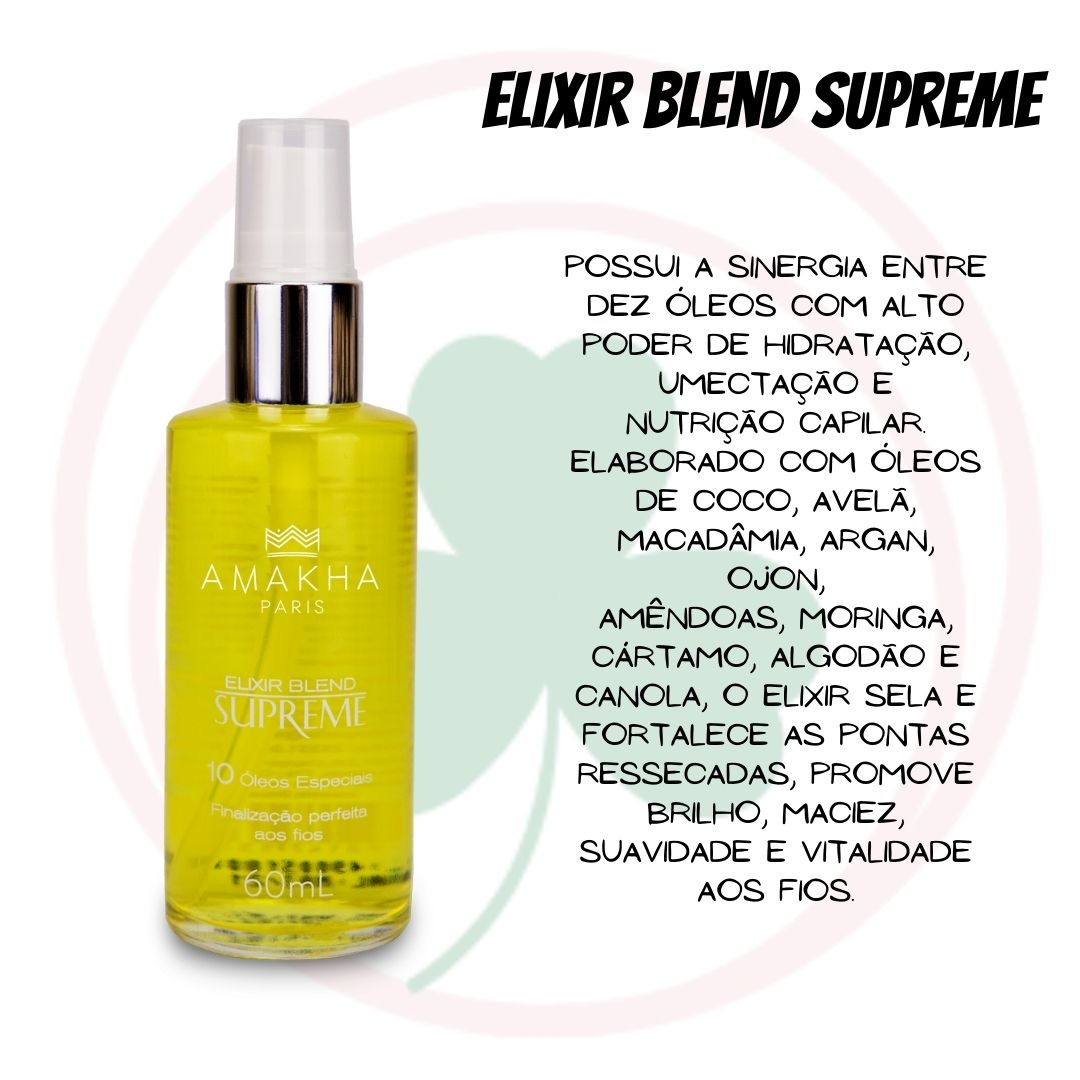 Elixir Blend Supreme 60ml Amakha Paris