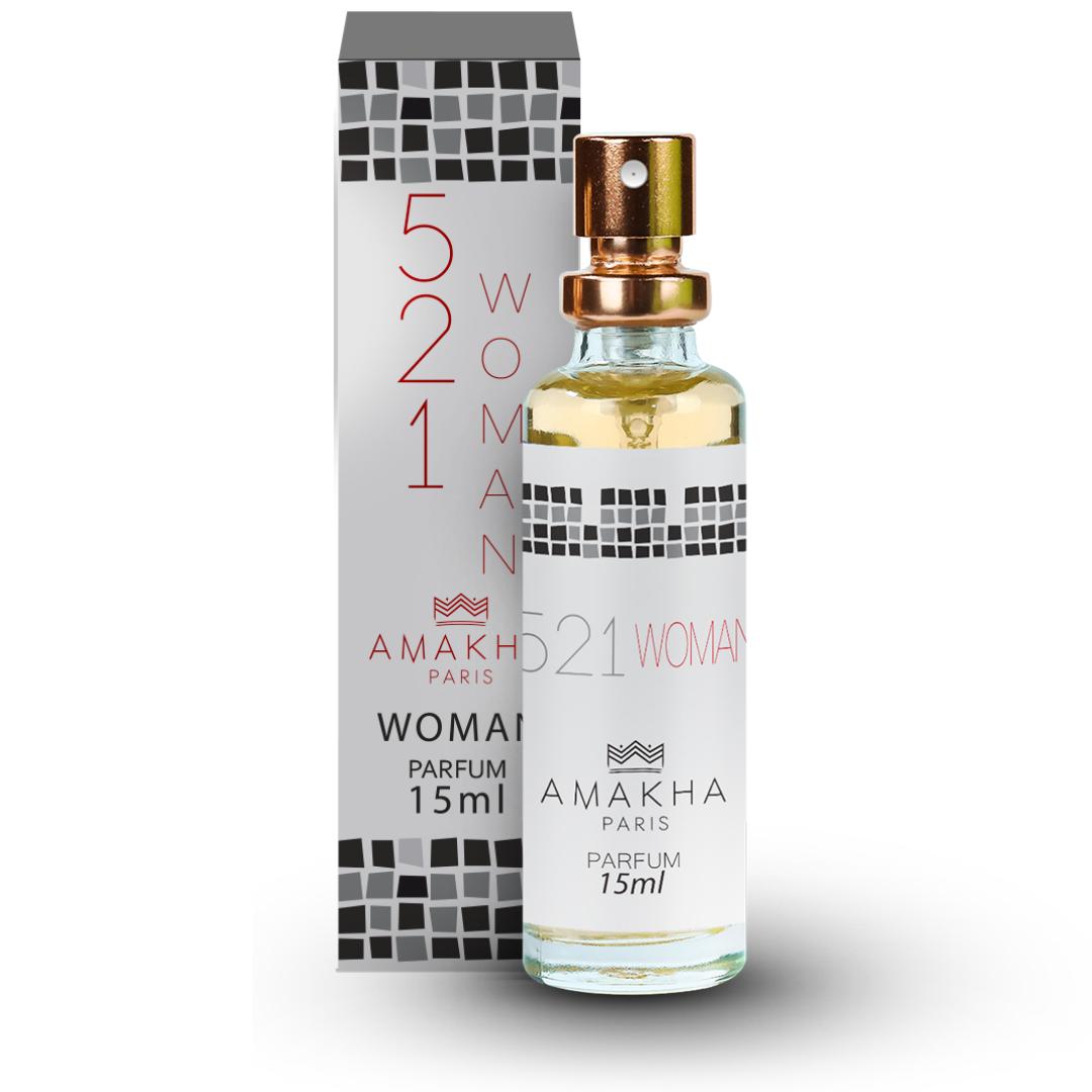 Perfume 521 Woman 15ml