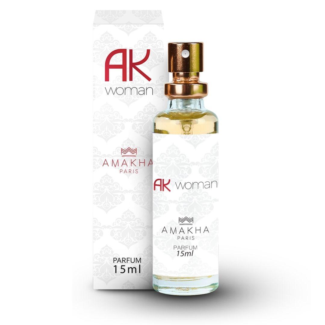 Perfume Ak Woman 15ml