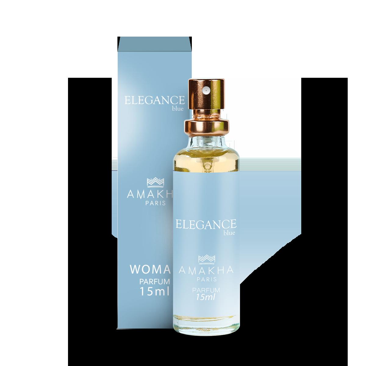 Perfume Elegance Light Blue Woman 15ml