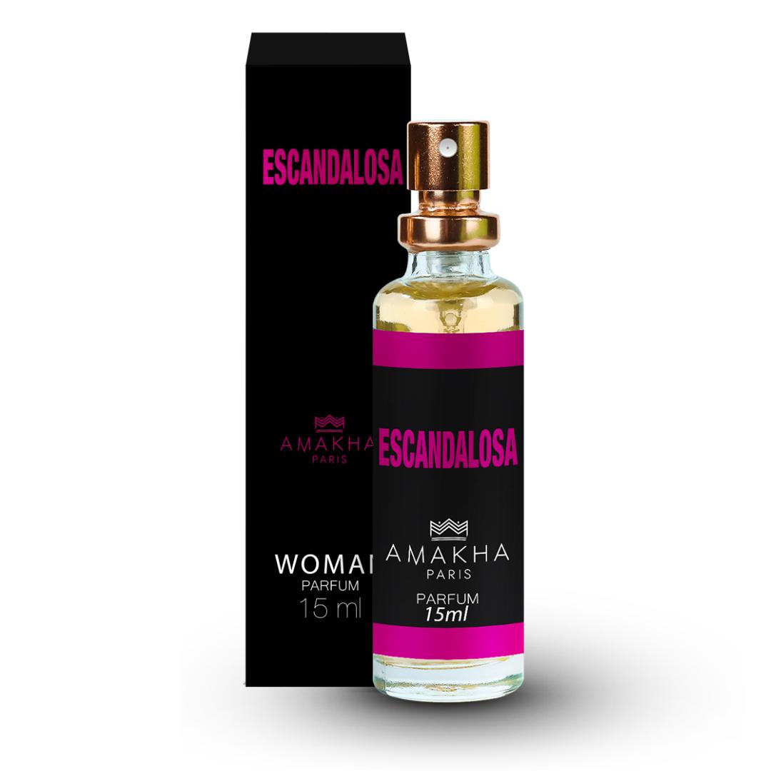 Perfume Escandalosa Woman 15ml