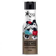 Shampoo para Cachorro Pelos Escuros K-Dog - 500ml