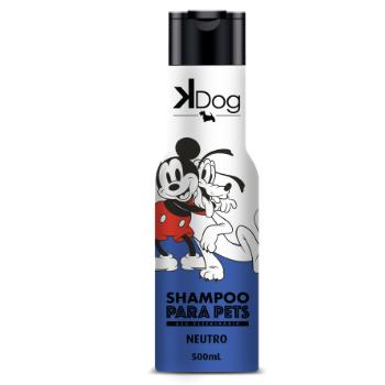 Shampoo Neutro para Cachorro K-Dog - 500ml