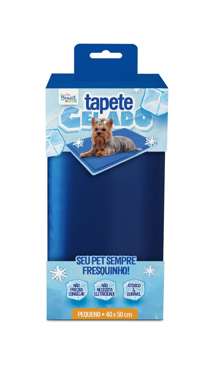Tapete gelado 65 x 50 cm - Médio