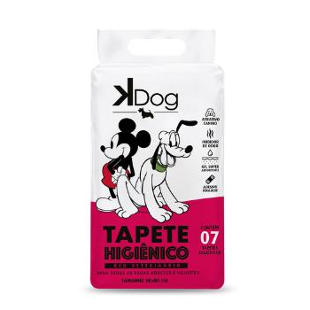 Tapete Higienico K-Dog Disney - 7 unidades