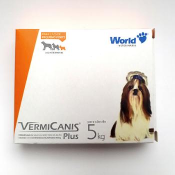 Vermifugo para cães - 5kg