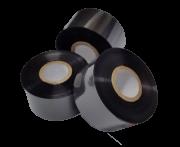 KIT 10 PEÇAS - FITA HOT STAMPING HS32 38MM X 122M - PREMIUM BLACK