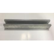 MORDENTE DIANTEIRO 5000 - 300MM C/ CANAL