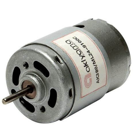 MICROMOTOR C/CAIXA RED. AK380 ML24-9100C 10.11.10  - Riberpack