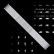 Agulha de 2 Pontas Aluminio - Addi 201-7