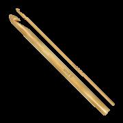 Agulha de Crochê Bambu Addi