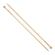Agulha Reta de Bambu - Addi 500-7