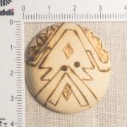 Botões de Madeira Cod.D015
