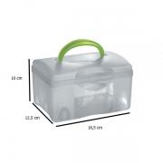 Caixa para Organizadora Utility Box - 16,5 x 12,5 x 10 - C-04