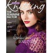 Designer Knitting Early Winter 2013