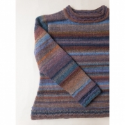 Kit Genova Sweater - Tamanho 5 e 6 - Moira - Lanafil