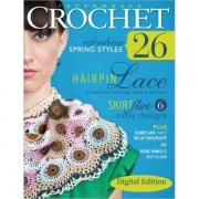 Interweave Crochet - Spring 2012 / Primavera 2012