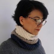 Kit 3 Layers Cowl - Tricô - Baby Merino