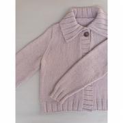 Kit Everyday Cardigan - Tamanho XS - Cotton Basic - Lanafil