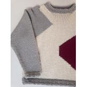 Kit Happy Pullover - Val Gardena - Filatura Cervinia