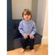 Kit Ravi Sweater - Tamanho 4 anos - Sidney - Filatura Cervinia