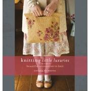 Knitting Little Luxuries - Louisa Harding