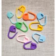 Marcador de pontos (cadeado) para tricô e crochê - Lanmax
