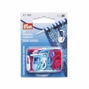 Marcadores de carreiras (cadeado) para tricô e crochê - Prym