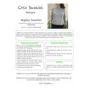 Receita Naples Sweater - Empório das Lãs