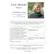 Receita Taormina Cowl - Empório das Lãs