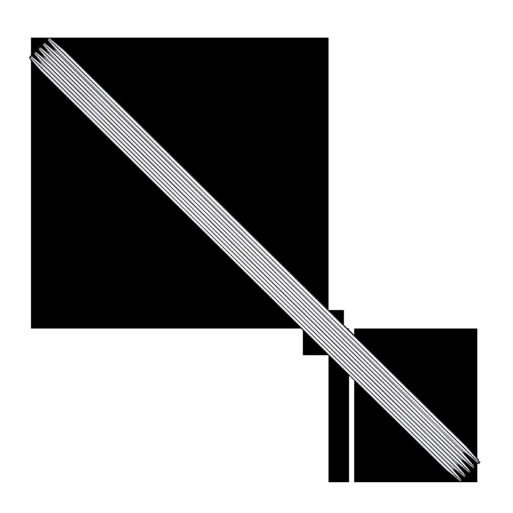 Agulha de 2 Pontas Niquelada - Addi 150-7