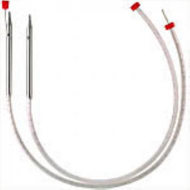 Agulha para tecer c/ 3 fios Weaver Needles - Addi 310-2