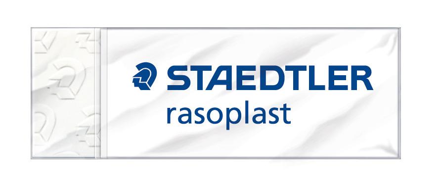Borracha Rasoplast 526 B - STAEDTLER