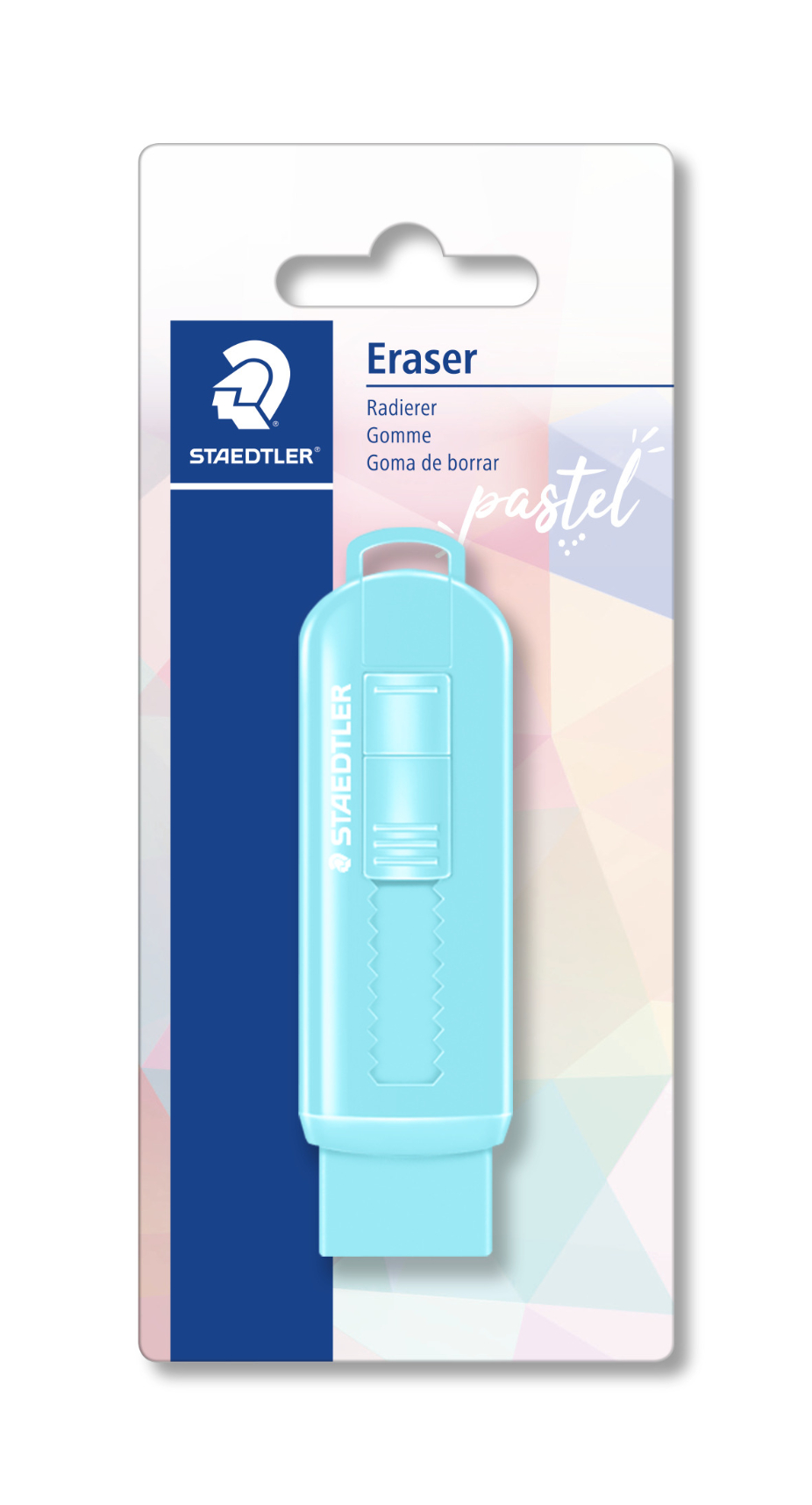 Borracha sem PVC com capa plástica 525 PS - STAEDTLER