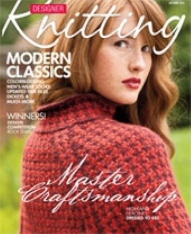 Designer Knitting - Autumn 2013 / Outono 2013
