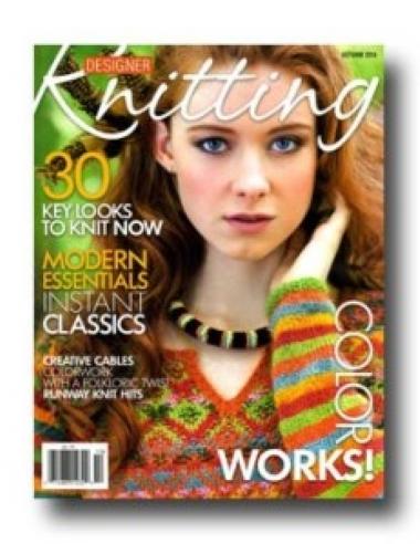 Designer Knitting - Autumn 2014 / Outono 2014