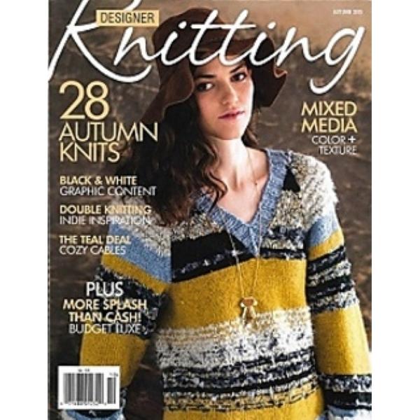 Designer Knitting Autumn 2015