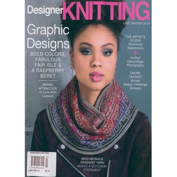 Designer Knitting Late Winter 2019