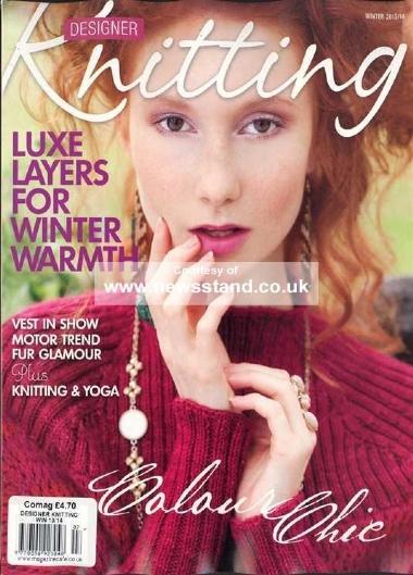 Designer Knitting - Winter 2013 2014 / Inverno 2013 2014