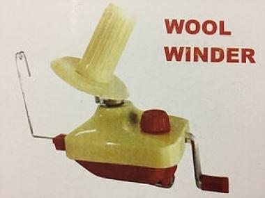 Enrolador de Fio - Wool Winder