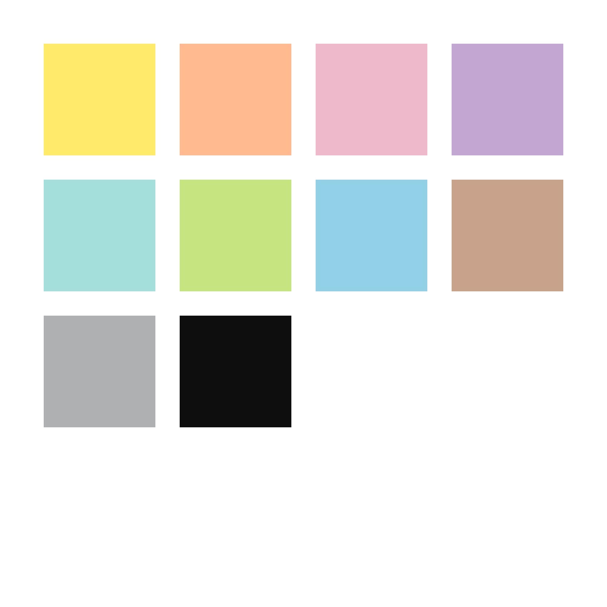 Estojo contendo 10 marca-textos clássicas em cores sortidas - pastel & vintage - Blister - Staedtler