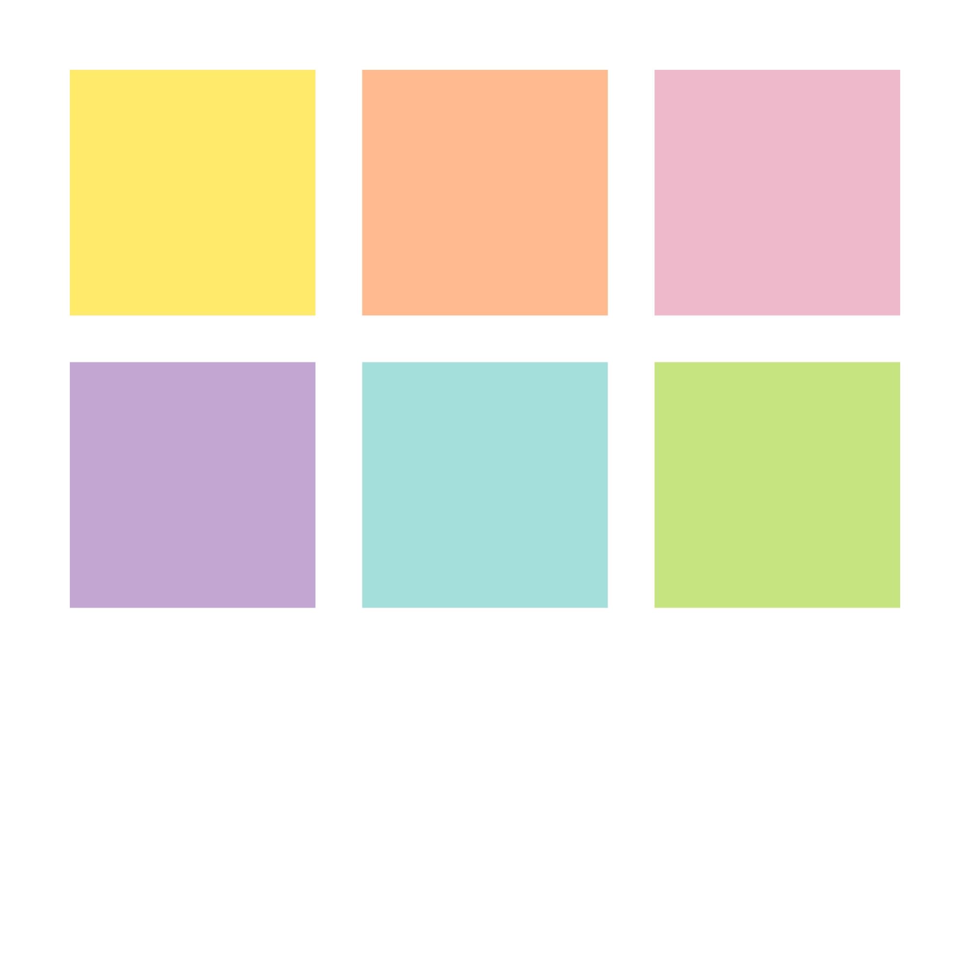 Estojo contendo 6 marca-textos clássicas em cores sortidas - pastel & vintage - Blister - Staedtler