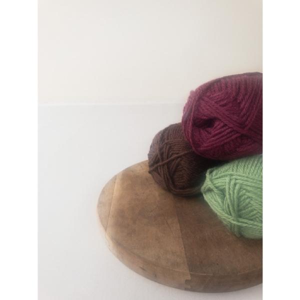 Fio de Lã Nevada - Filatura Cervinia